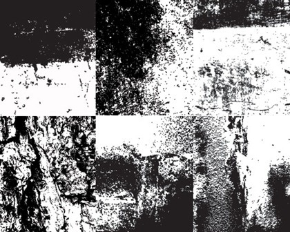 grunge background sets black and white design