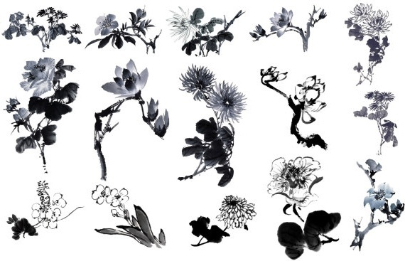 15 painting ink flower definition picture