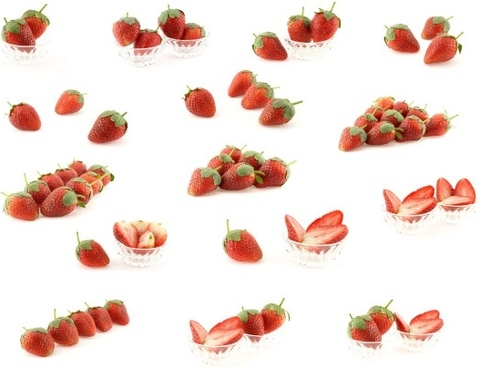 15 the strawberry hd picture set