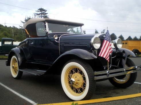 1939 ford model t