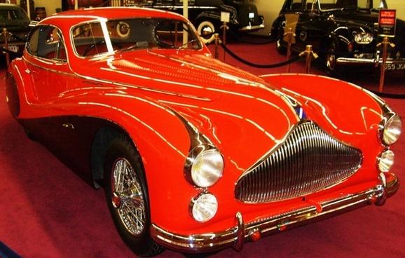 1951 talbotlago t 26 sport coupe