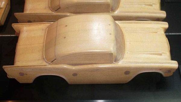 1957 chevyhot wheels development