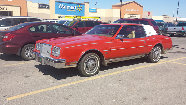 1983 buick riveria