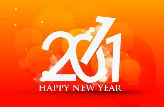 2011 font design vector 1