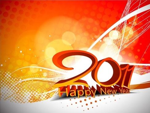 2011 font design vector 2