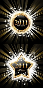 2011 light vector graphic