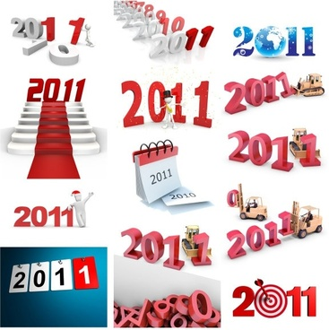 2011 threedimensional word hd picture set