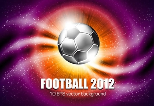 2012 world cup poster vector