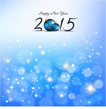 2015 Merry Christmas and happy new year background