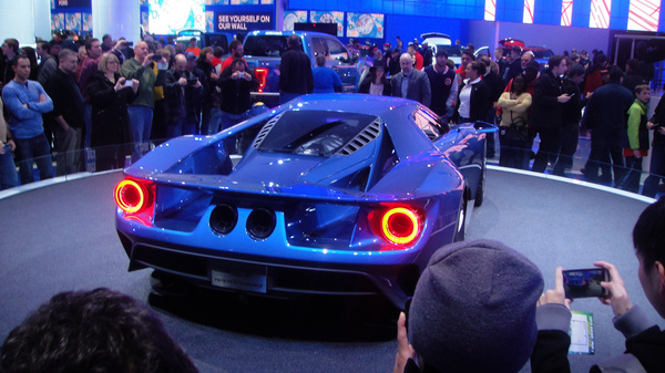2016 ford gt