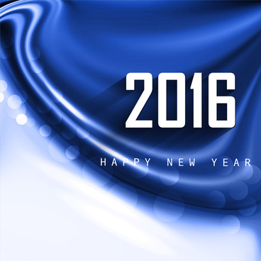 2016 happy new year abstract background