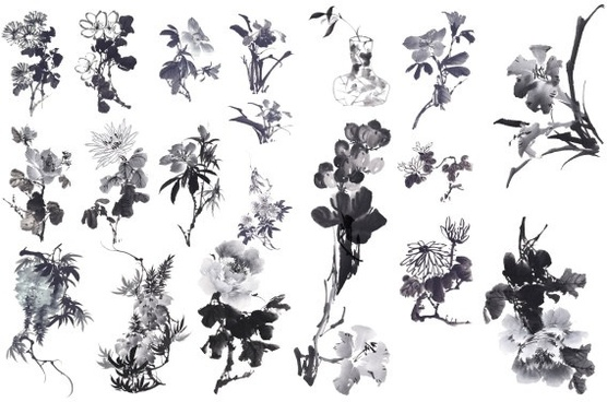 20 painting ink flower definition picture