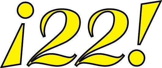 22 logo