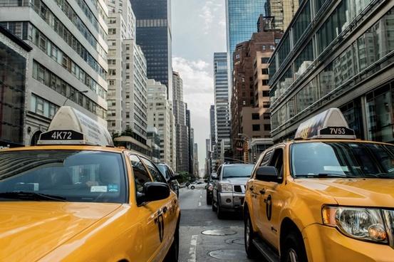 2 3 4 5 7 building cab car city k line new york