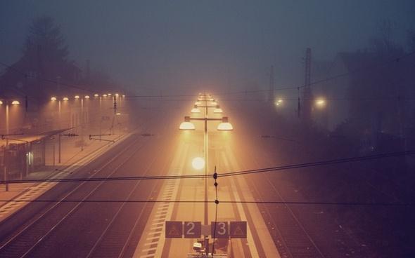 2 3 cable cold fog light line mist platform rail