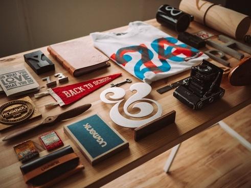 2 4 6 7 a ampersand b book c camera clothes