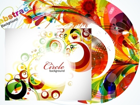 2 background vector fashion trend