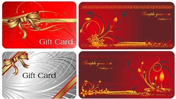 Corel Draw Gift Card Free Vector Download 103 849 Free Vector For