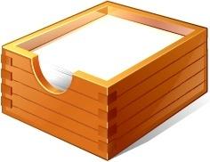 2 Hot Paper Box