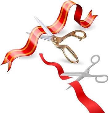 2 ribbon clip art
