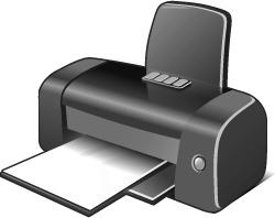 3 Gray Printer