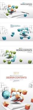 3d8217s business concept