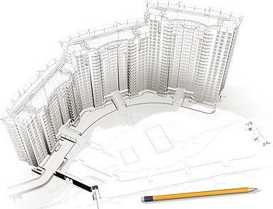 3d buildings and floor plans 6