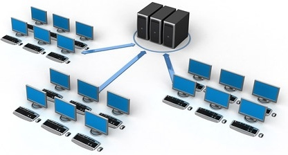 3d computer network connection picture 9