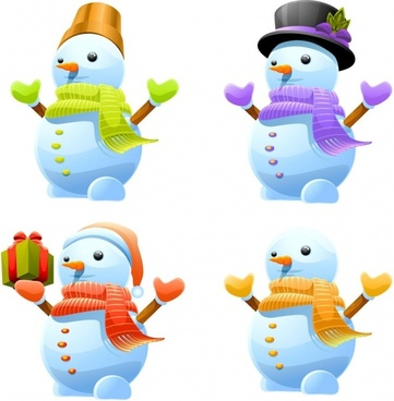 Snowman Free Vector Download 536 Free Vector For Commercial Use Format Ai Eps Cdr Svg Vector Illustration Graphic Art Design