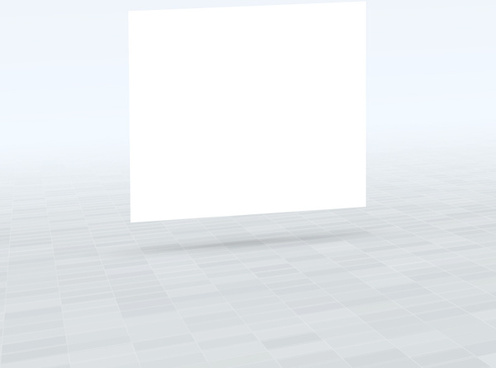 3d floor background with copy space