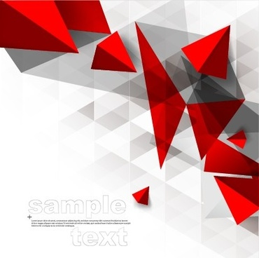 3d geometry shiny background graphic