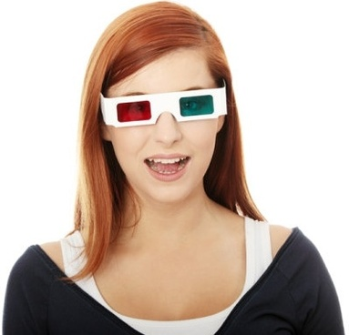 3d glasses hd picture