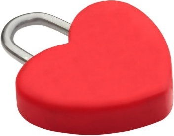 3d heartshaped series of highdefinition picture love lock