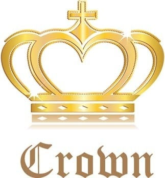 3d king and queen crown vector, crown ai vector, photoshop crown design illustrator ai