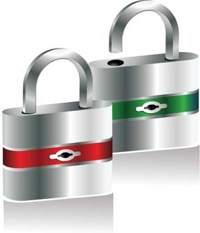 3d padlock security vector, security photoshop vector illustrator, padlock design photoshop tutorial illustrator ai