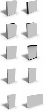3d software box png images