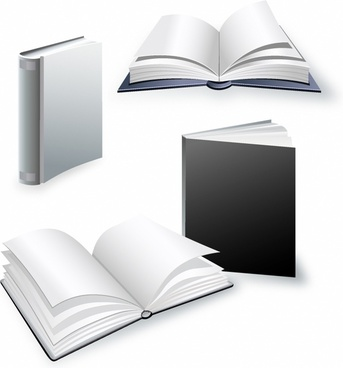 3d vector books
