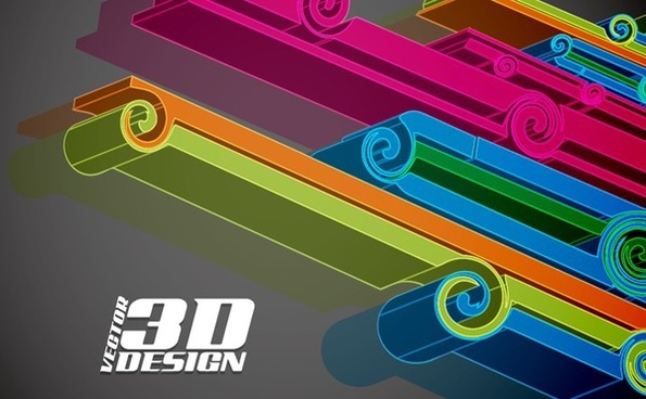 Banner 3d background free vector download (56,675 Free