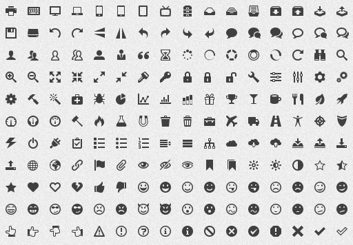 490 kind web icons