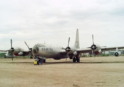 49 0372 boeing kb 50j superfortress cn 16148 us air force