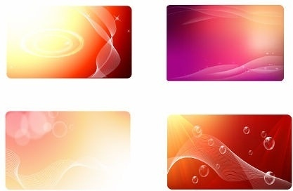 abstract bright background sets dazzling colorful design