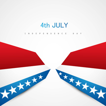 4th july american independence day design