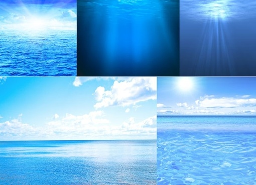 5 beautiful waters of highquality pictures