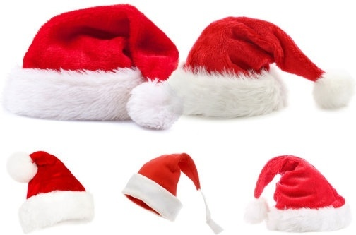 5 christmas hats definition picture