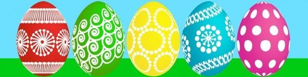 5 easter eggs