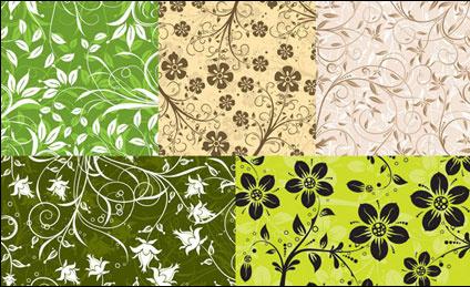 5 fashion pattern vector