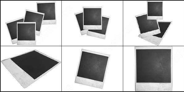 6 polaroid brush