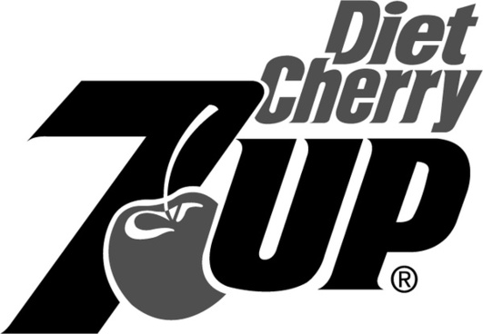 7up diet cherry