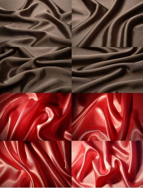 8 soft folds of silk background of highdefinition picture
