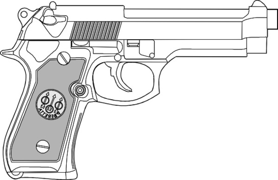 handgun free vector download 15 free vector for commercial use format ai eps cdr svg vector illustration graphic art design ai eps cdr svg vector illustration